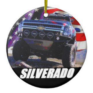 2011 Silverado 2500HD Crew Cab Ceramic Ornament