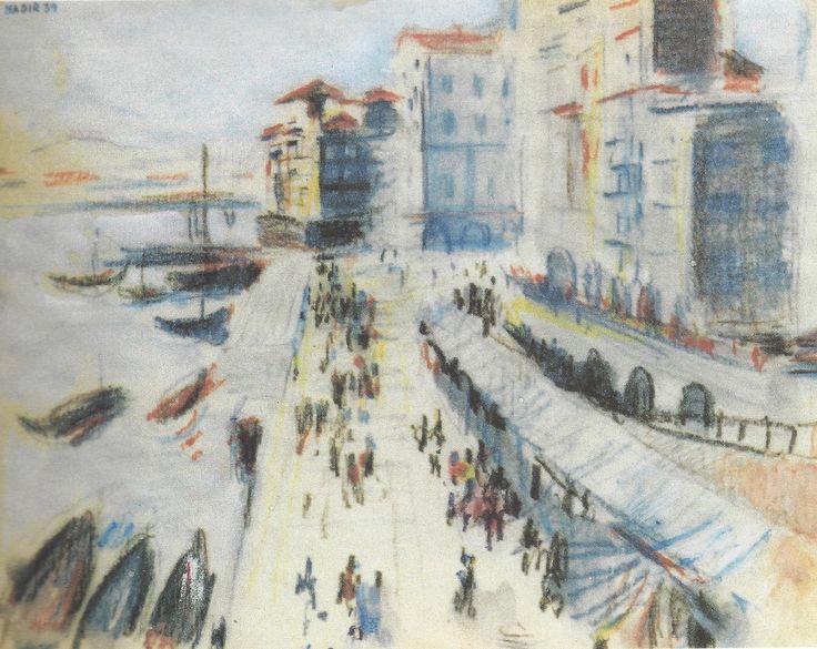 Nadir Afonso -Ribeira do Porto