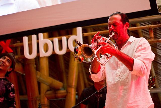 Asher Yaron at TEDxUbud 2012 by TEDxUbud, via Flickr