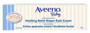 Aveeno Baby Soothing Relief Diaper Rash Cream - 105 g