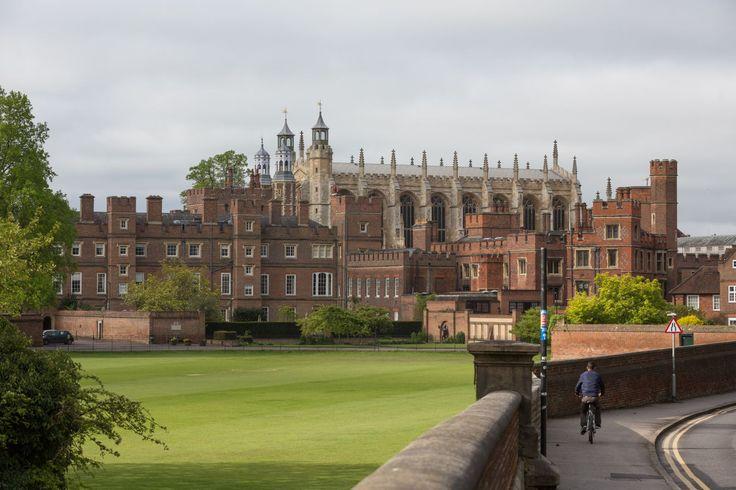 Visit Eton College