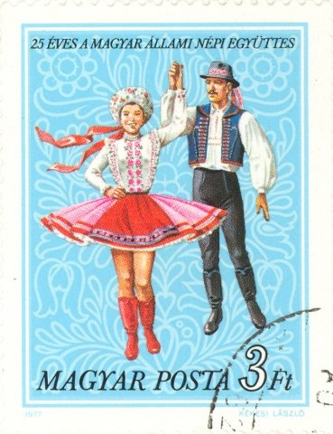 Hungary - 25th Anniversary Hungarian State Folk Ensemble