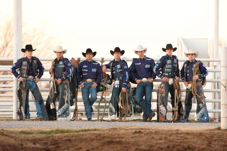 PBR Cowboys...
