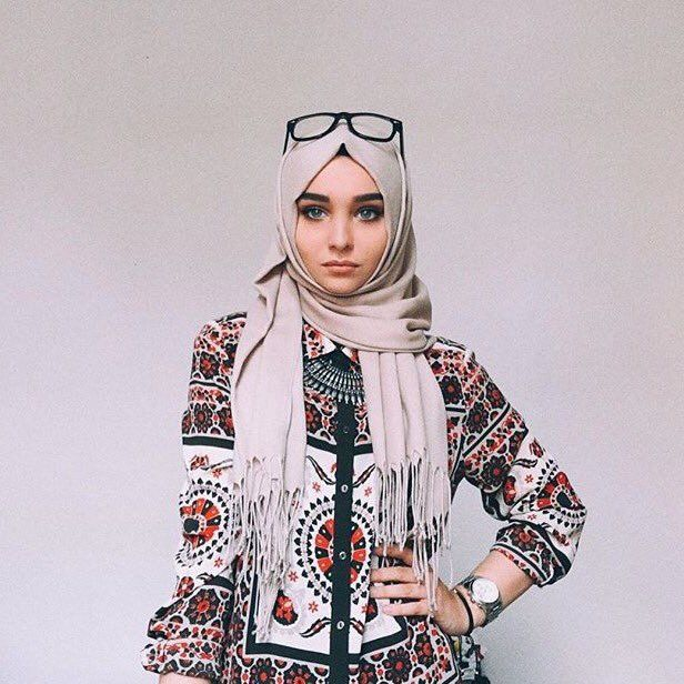 Alexandra Golovkova  #Hijab #Style