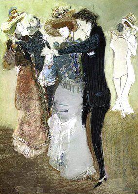 Raul Soldi pintor argentino pinturas mas destacadas