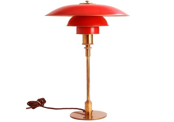 Poul Hennigsen PH-4/3 Lamp manufactured by Louis Poulson 1927