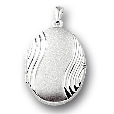 Huiscollectie 1005549 Zilveren medaillon