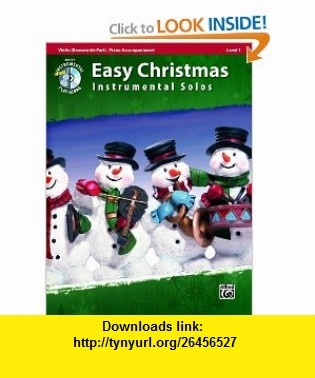 The 25 best swadeshi movement ideas on pinterest red and white easy christmas instrumental solos for strings level 1 violin book cd alfreds fandeluxe Choice Image