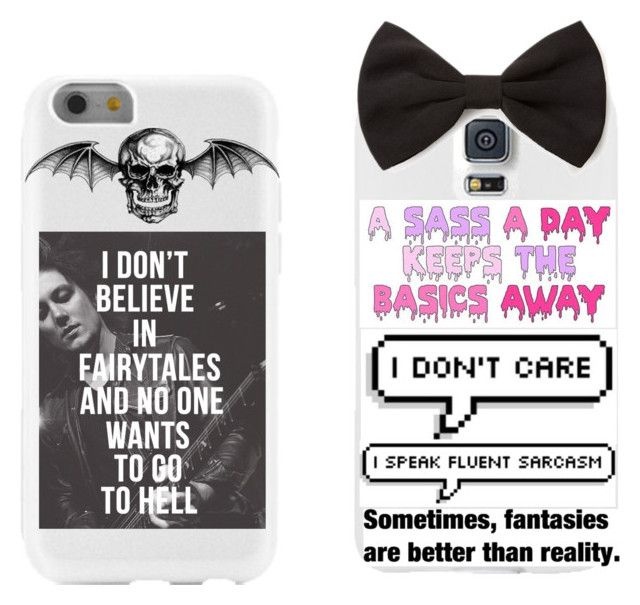 """""""My Custom Cases:)"""" by fluffypunkk ❤ liked on Polyvore featuring art, contestentry and mysmartphonecase"""