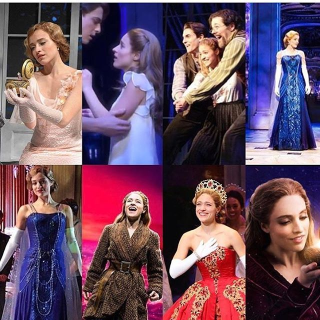 """275 Likes, 8 Comments - #1 Anastasia Musical Fan Page (@anastasiabroadway) on Instagram: """"Also a huge congratulations to Linda Cho on her Tony nomination for the beautiful costumes of…"""""""