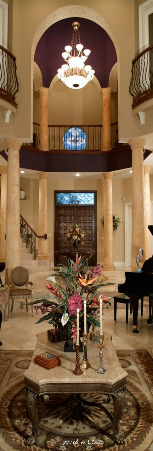Fabulous Foyers A Collection Of Ideas To Try About Home