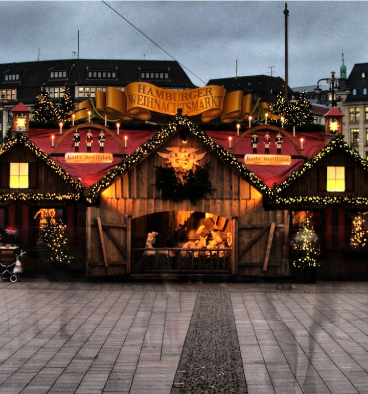 A guide to the Christmas Markets in Germany >>> What a list! I was in Germany for just a couple days last year at this time and it was unbelievable. I would love to go back. They really know how to do the holidays there!