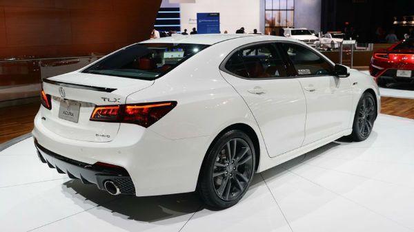 2019 Acura Tl Type S Acura Tl Acura Acura Cars