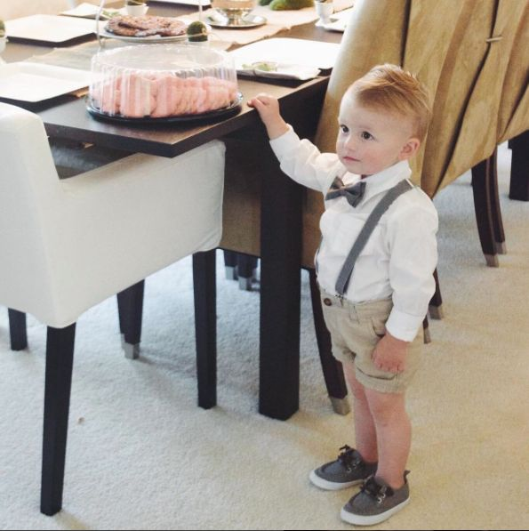 Toddler Boys Fashion: Easter Outfit