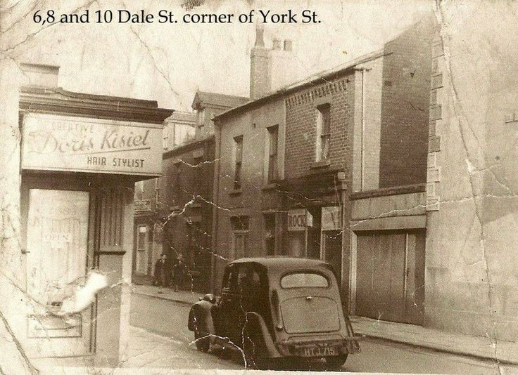 A photo of past on dale street ! Now a arcade and bingo.