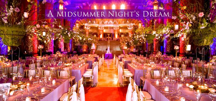 "Somethingfab.com - Event Design & Planning by Something Fabulous  "" A midnights Summers Dream""  Brian Walters Photography"