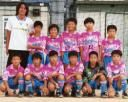 C大阪スクール時代の柿谷(前列右から3人目)。後列左の高橋正則コーチは柿谷を「世界で通用する選手になる」と確信していた Photo By スポニチ