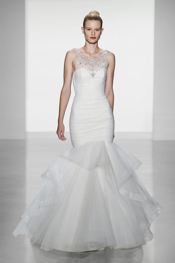 "Amsale ""Sloane"": Bridal Collection, Amsal Sloan, Amsal Gowns, Bridal Gowns, Fall 2014, Bridal Fashion, Photo Galleries, Weddings Dresss, Amsal Bridal"