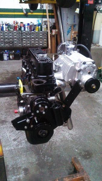 Speedwell 1275 Supercharger