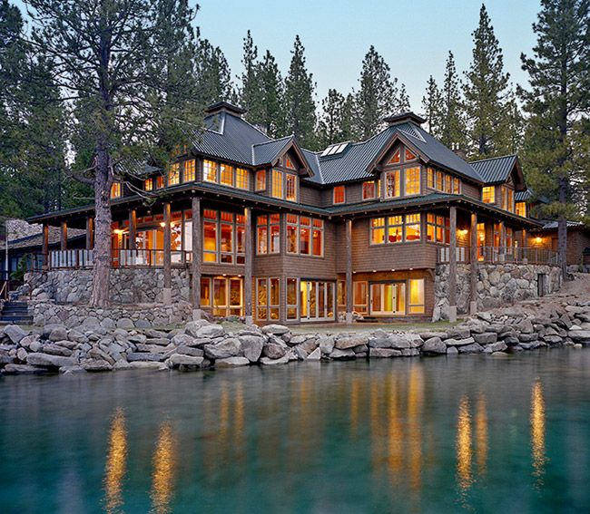 177 Best Beautiful Log Homes Images On Pinterest Dream