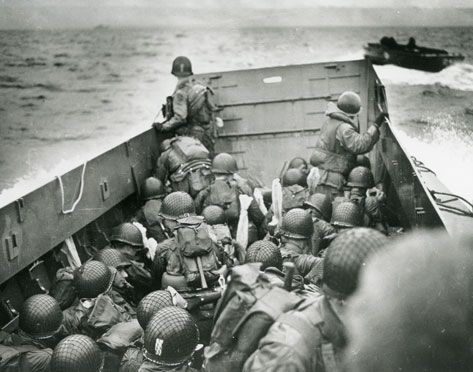 d-day what happened
