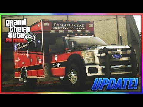 2015 Ford F-550 Ambulance - Vehicle Models - LCPDFR com