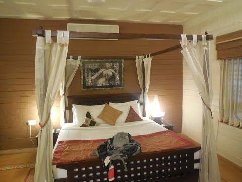 One Fast Night at Hoysala Village Hotel Hassan, India - YouTube
