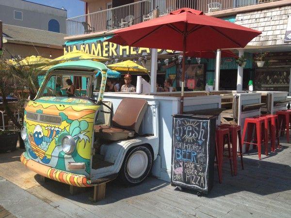 Backshore Brewing Co Beer Bar On The Boardwalk In Ocean