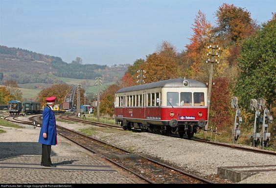 RailPictures.Net Photo: VT 3 WTB Wutachtalbahn VT 3 at Fützen, Germany by Richard Behrbohm: