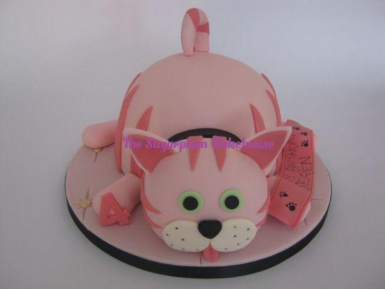 Bagpuss Cake Decoration