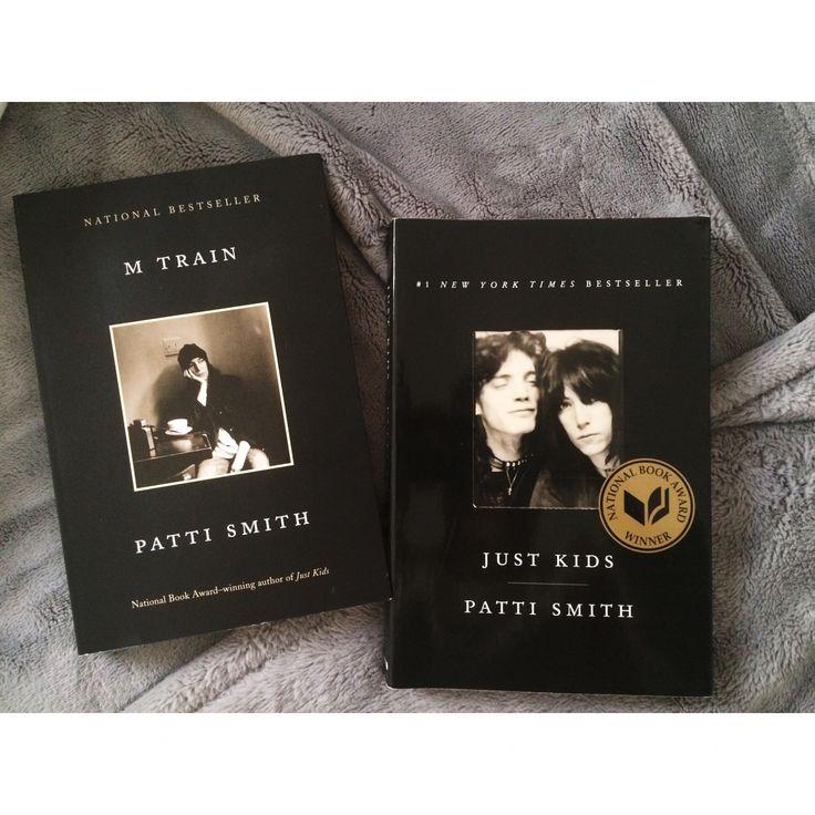 books by patti smith