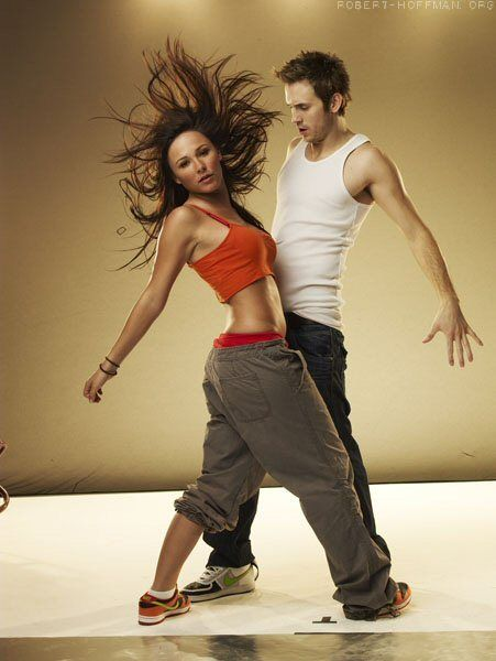 I loved the Step Up movies. :) hip hop dancing