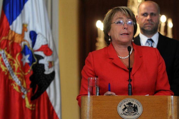 Terremoto en Chile: la Presidenta de Chile, Michelle Bachelet, decreta zona de catástrofe en Arica y Parinacota | El Mundo