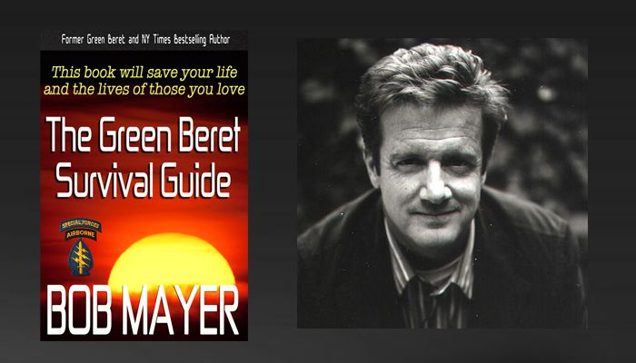 An Interview with Bestselling Author Bob Mayer - Michael's Inspiration