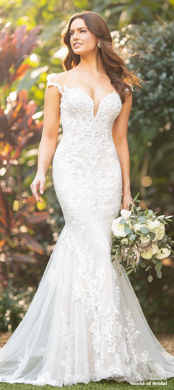Essense Of Australia Fall 2020 Bridal Collection Essense Of Australia Wedding Dresses Designer Wedding Dresses Wedding Dresses [ 1500 x 670 Pixel ]