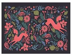 Rifle Paper Co. Folk Horses Art Prints designed by Anna Bond for the Spring/Summer 2016 collection.  Available now at Northlight