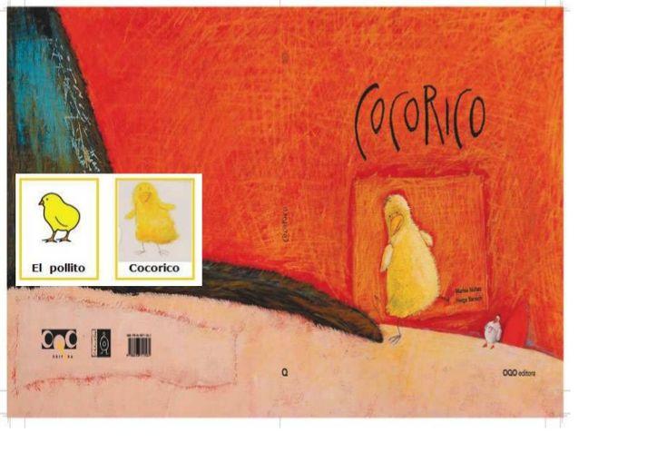 """El pollito Cocorico"" con pictogramas Arasaac (pdf)"