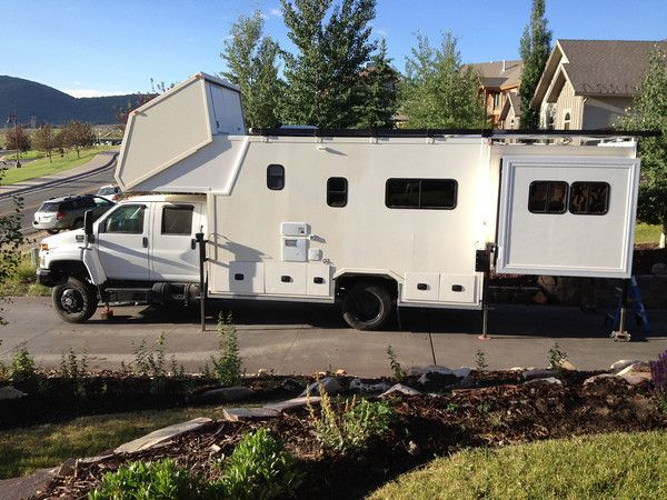Auto Rv Buy And Sell Used Cars Trucks Rvs And More: C5500 TopKick 4x4 Crew Cab Build