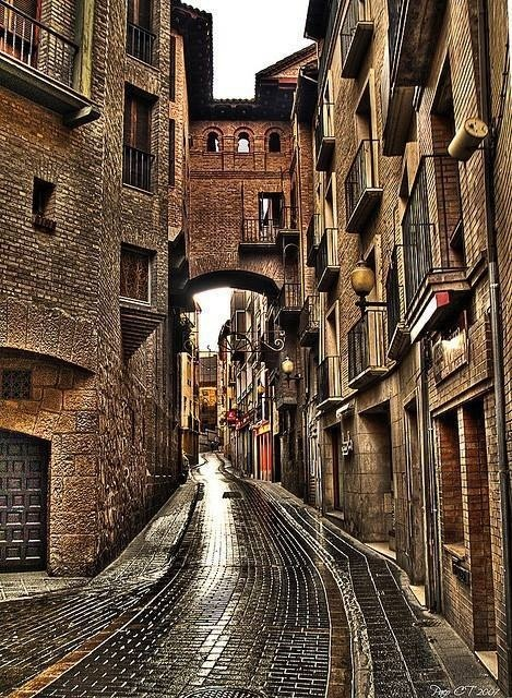 Calle en Madrid