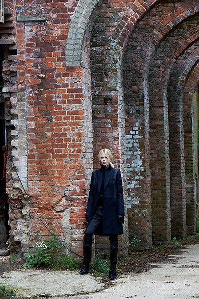 Key fashion trends: womens-gothic-fashion