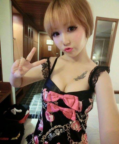 yun tang barbie humaine chinoise 5   Yun Tang barbie humaine chinoise   Yun Tang vraie relle photo image doll chine barbie