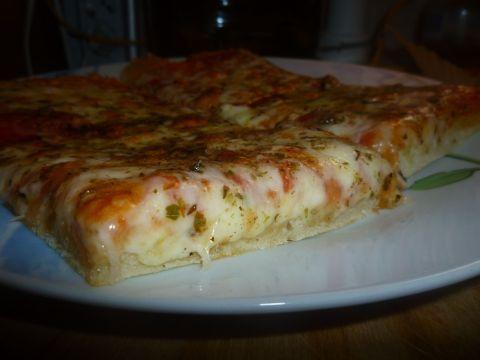 Arriva la PIZZA! ..e la focaccia...