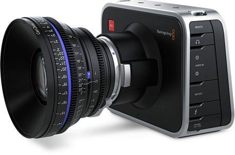 Cool Stuff: Blackmagic Cinema Camera