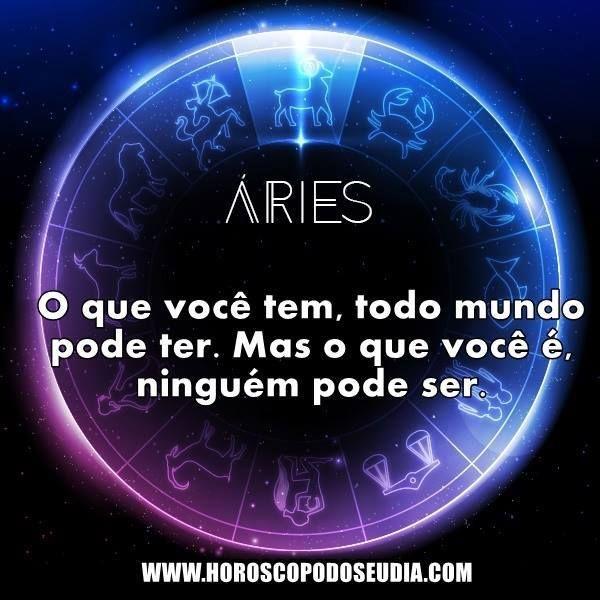 Absolutamente! 1 Aries.svg Áries 21 de março - 20 de abril