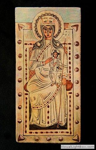 Madonna-bizantina
