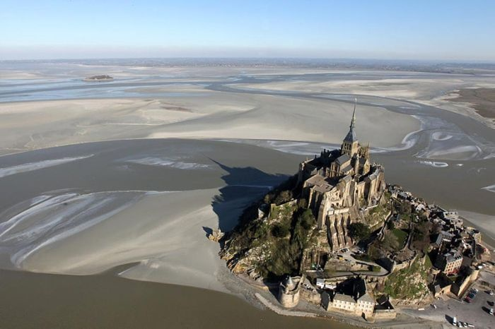 Have always wanted to go here ~Mont Saint-Michel - France