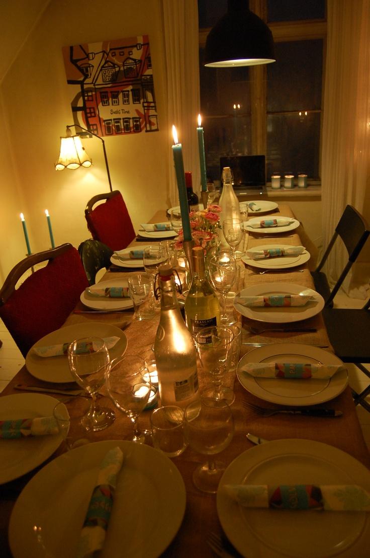Thanksgiving Danish Decorations Hygge Pretty Pretty