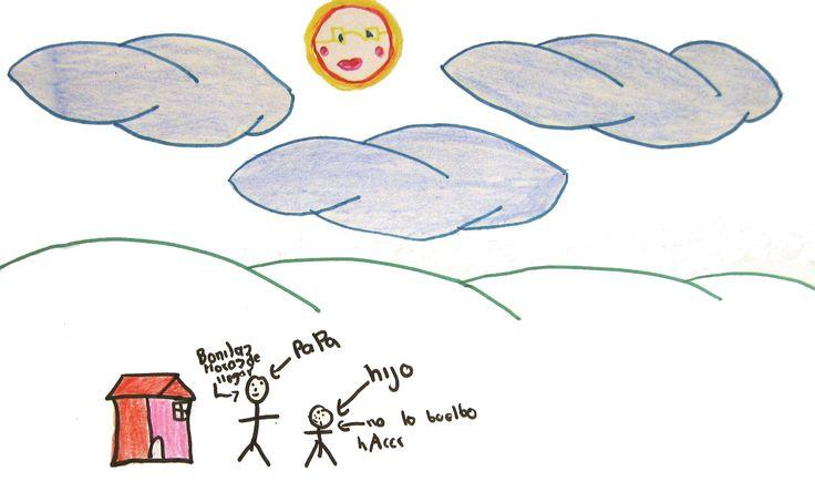 Los niños expresaron su deseo de no ser castigados, de que no les peguen sino que les hablen y les expliquen las cosas.