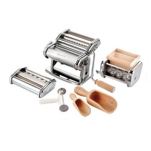 Pastakone lahjapakkaus http://lahjaopas.info/lahjat/pastakone/ #lahjaideat #kotikokille #ruuanlaitto #herkuttelu
