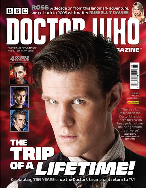 Doctor Who Magazine Issue 485 http://www.doctorwhomagazine.com/doctor-who-magazine-485/